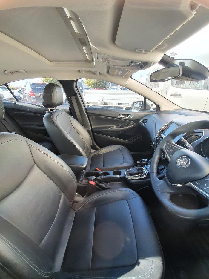 2018 Holden Astra LTZ BL MY18 Grey