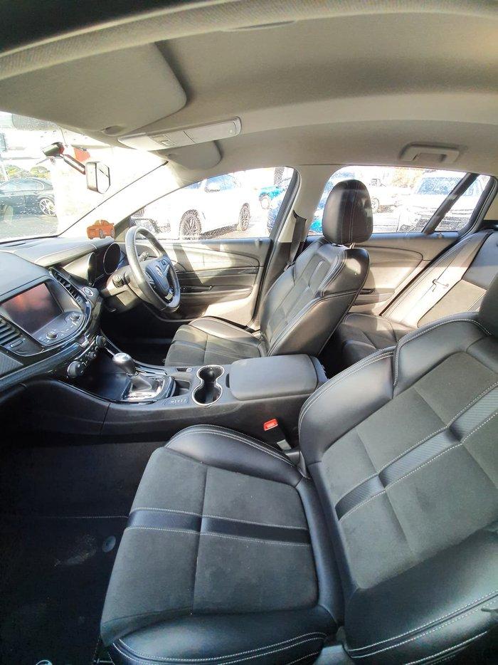 2017 Holden Commodore SV6 VF Series II MY17 White