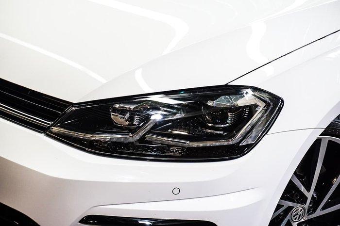 2019 Volkswagen Golf R 7.5 MY19.5 Four Wheel Drive White