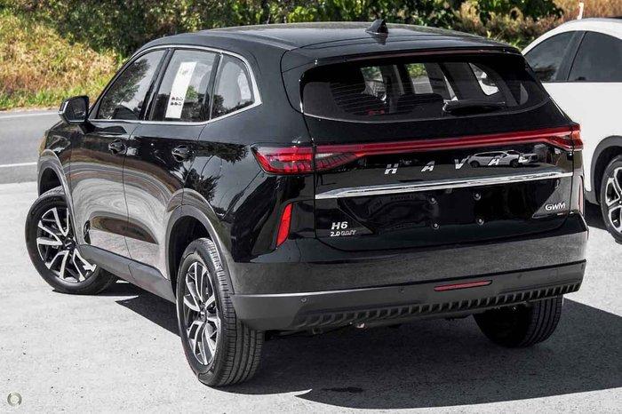 2021 Haval H6 Premium B01 Black