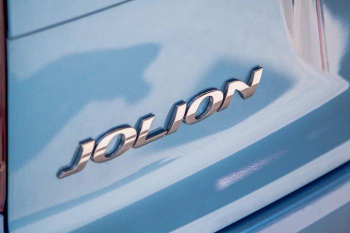 2021 Haval Jolion Ultra LE A01 Blue