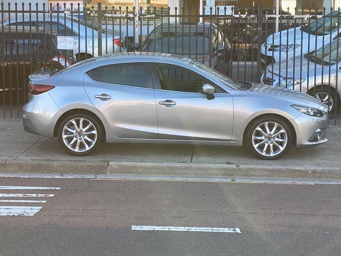 2014 Mazda 3 SP25 GT BM Series Silver