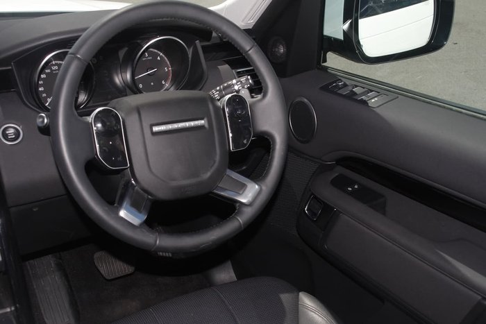 2020 Land Rover Discovery SD4 SE Series 5 MY20 4X4 Dual Range Fuji White