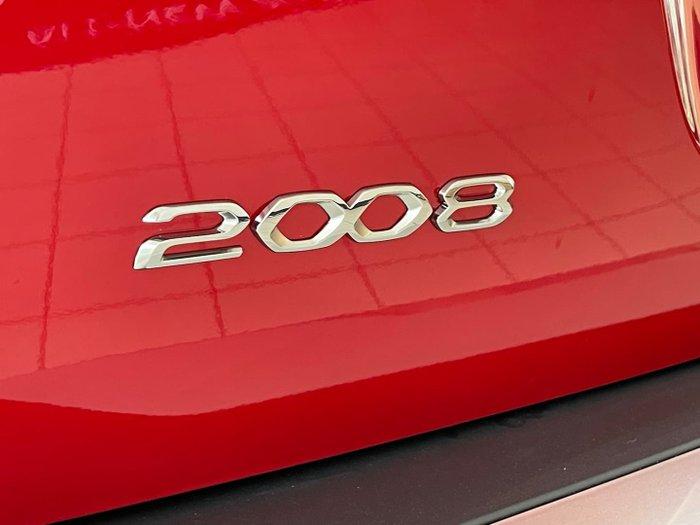 2021 Peugeot 2008 GT P24 MY21 Elixir Red