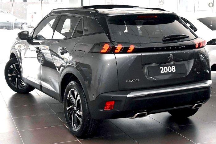 2021 Peugeot 2008 GT P24 MY21 Grey