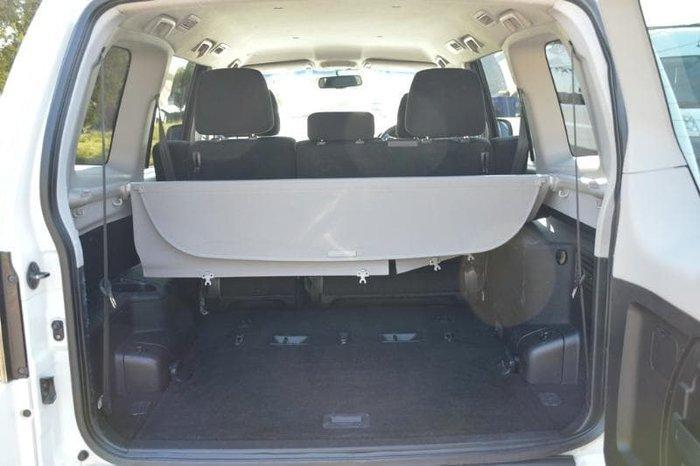 2012 Mitsubishi Pajero GLS NW MY12 4X4 White