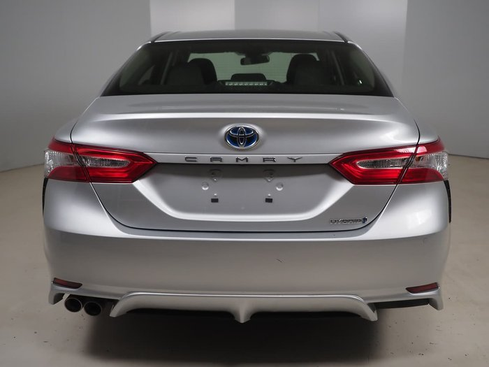 2019 Toyota Camry Ascent Sport AXVH71R Silver