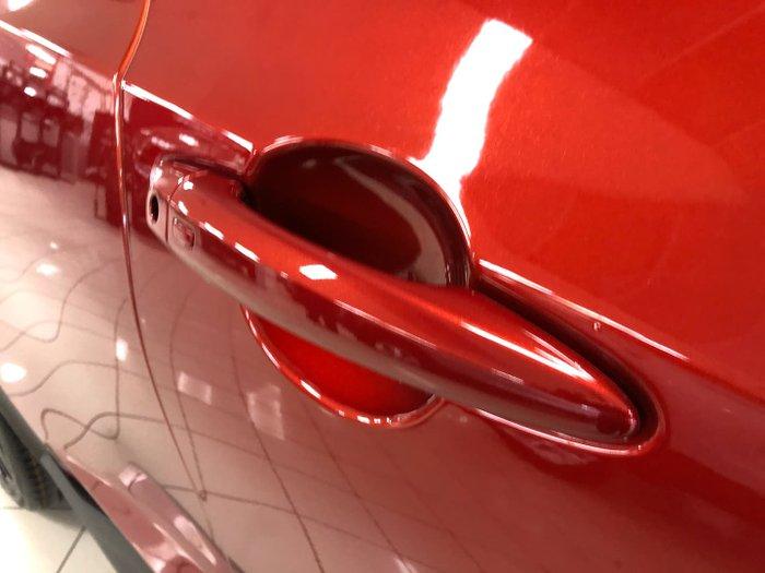 2021 Nissan JUKE Ti F16 Fuji Sunset Red