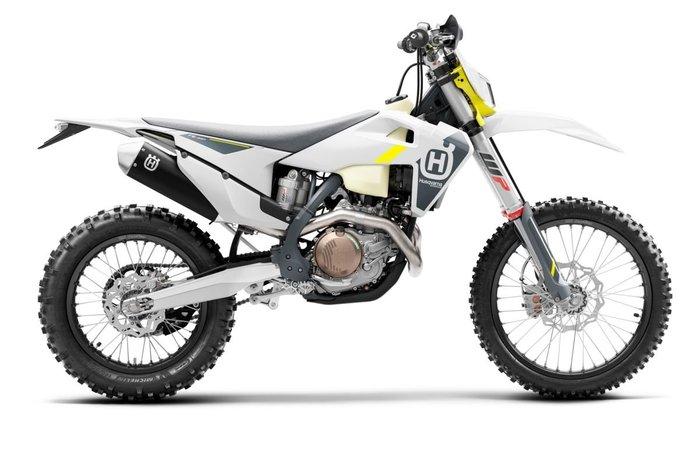 2022 Husqvarna FE450 White