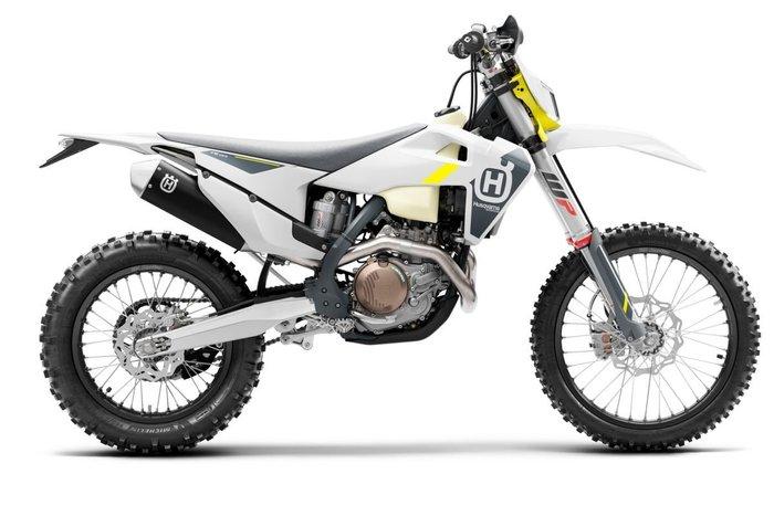 2022 Husqvarna FE501 White
