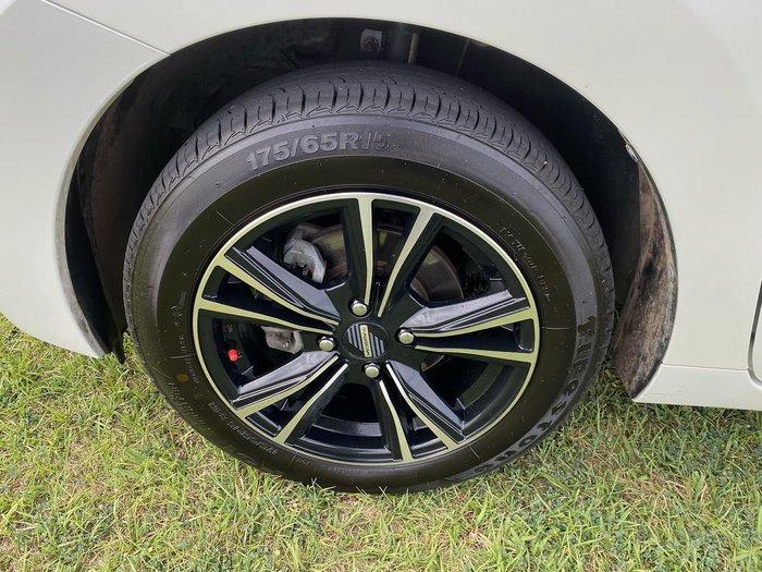 2018 Suzuki Baleno GL EW White