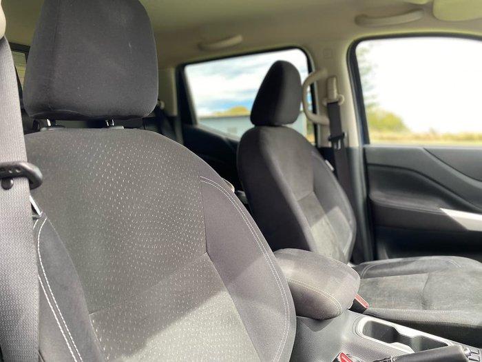 2018 Nissan Navara ST D23 Series 3 Blue