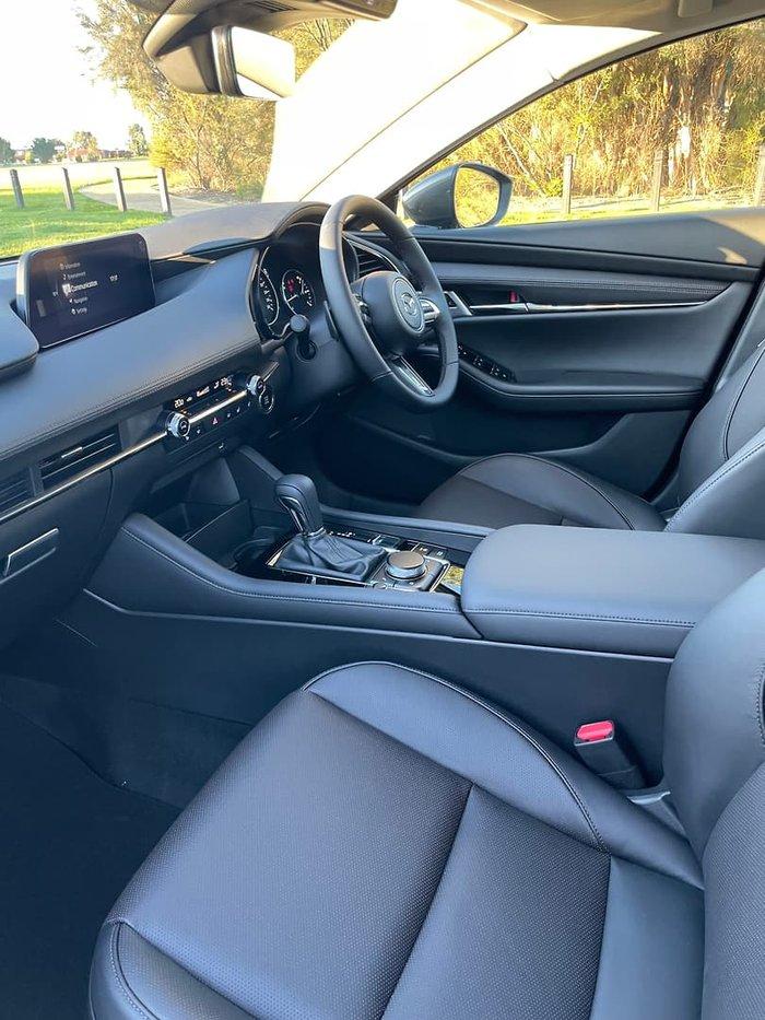 2021 Mazda 3 G25 Astina BP Series Titanium Flash