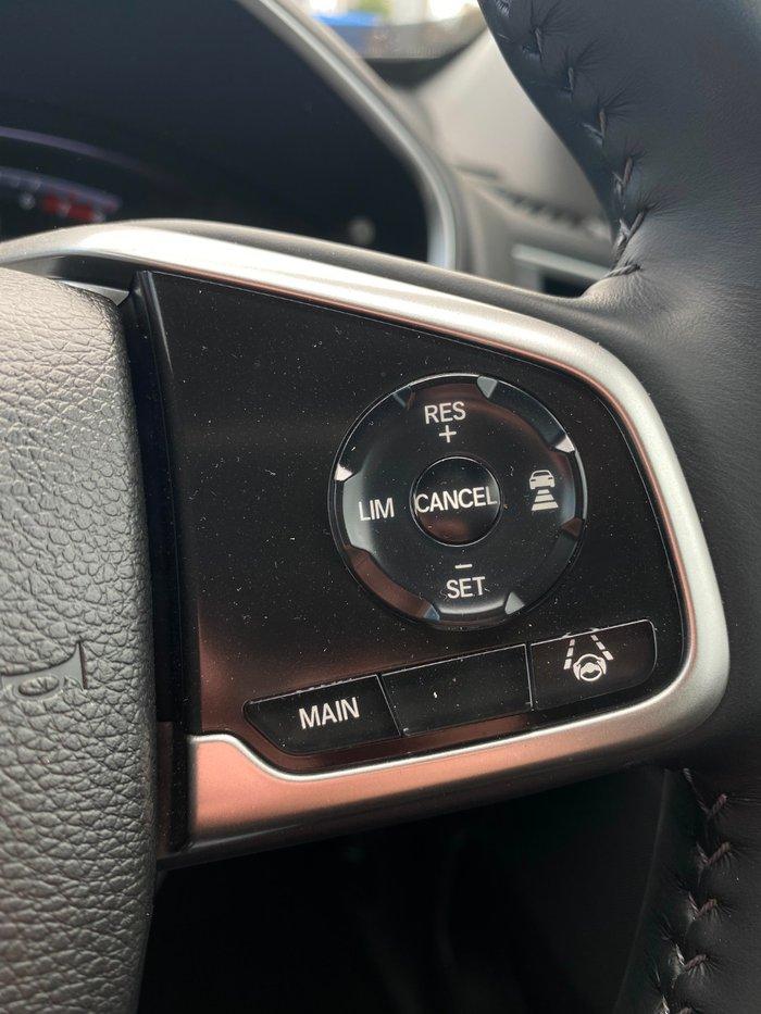 2021 Honda CR-V VTi X RW MY21 White