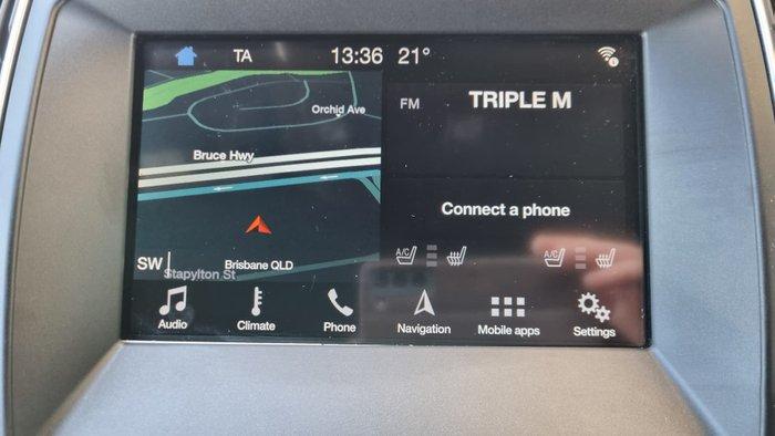 2019 Ford Endura ST-Line CA MY19 AWD Blue Metallic