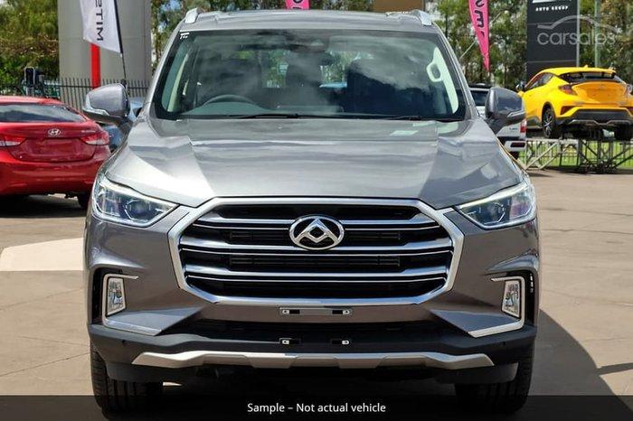2021 LDV D90 Executive SV9A 4X4 Dual Range Drive Type: Lava Grey