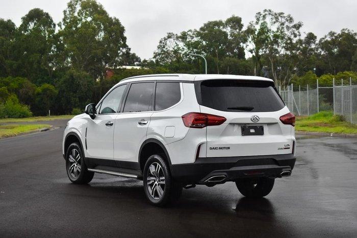 2021 LDV D90 Executive SV9A 4X4 Dual Range Drive Type: Blanc White