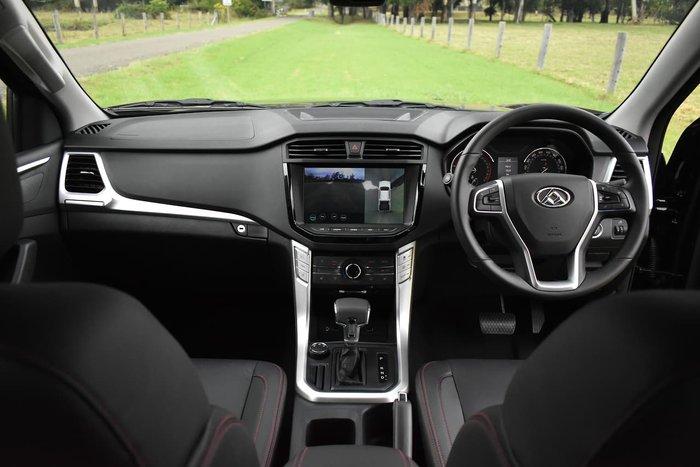 2021 LDV T60 LUXE SK8C 4X4 Dual Range Drive Type: Blanc White