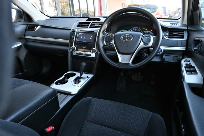 2012 Toyota Camry Hybrid H AVV50R Reflex Blue