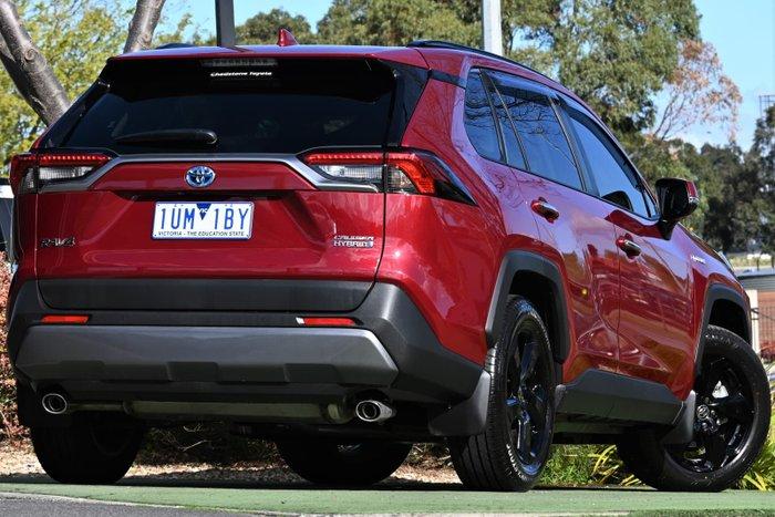 2021 Toyota RAV4 Cruiser AXAH52R Atomic Rush