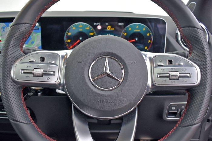2019 Mercedes-Benz B-Class B180 W247 Mountain Grey