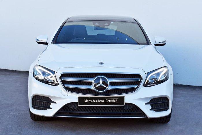 2018 Mercedes-Benz E-Class E300 W213 Designo - Diamond White Bright
