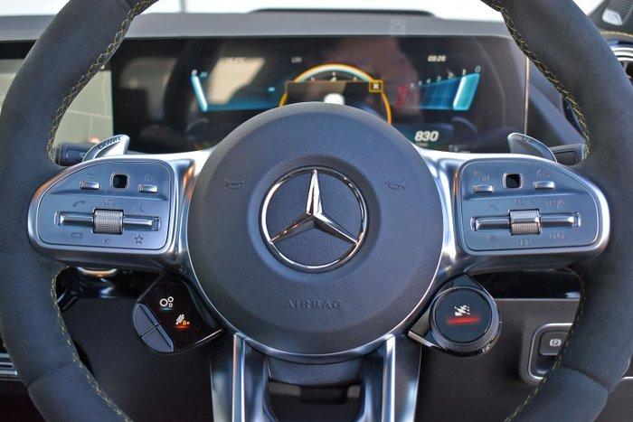 2021 Mercedes-Benz GLA-Class GLA45 AMG S H247 Four Wheel Drive Polar White