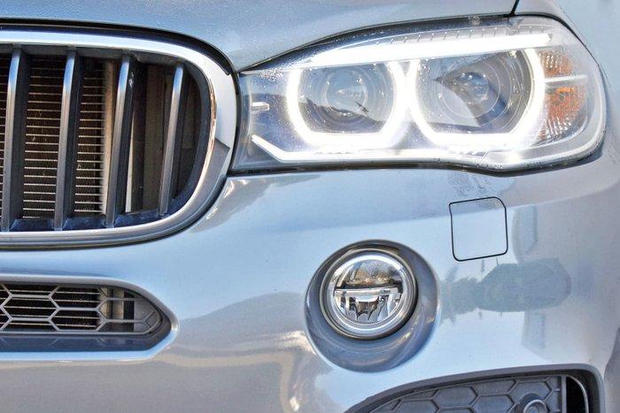 2016 BMW X5 xDrive30d F15 4X4 Constant Space Grey