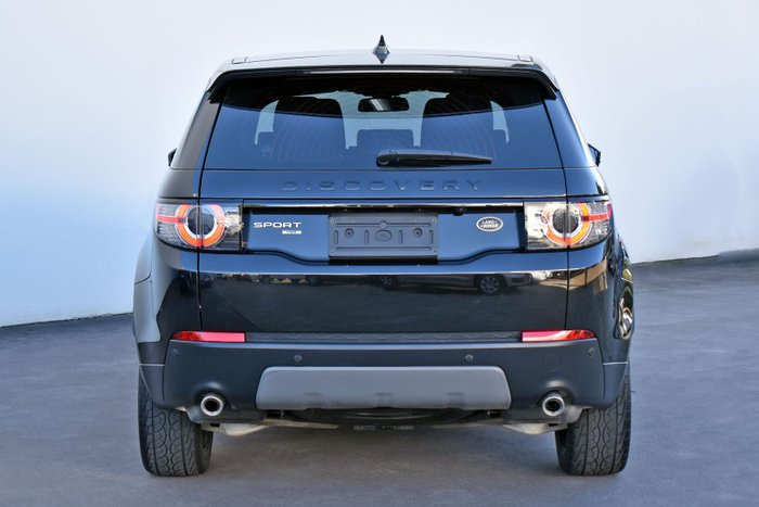 2017 Land Rover Discovery Sport TD4 150 HSE L550 MY17 4X4 Constant Santorini Black