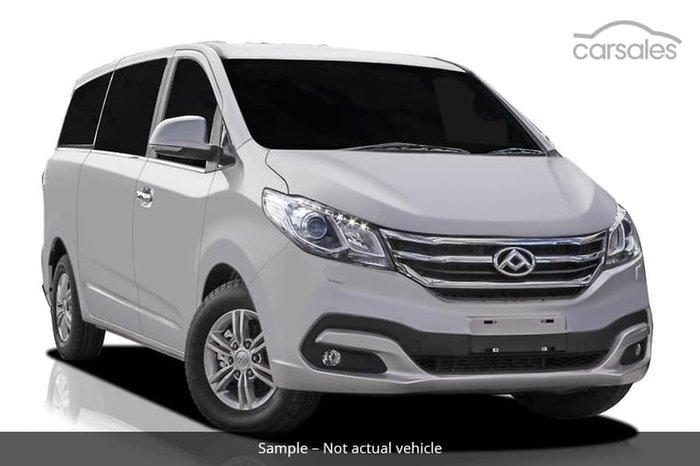 2021 LDV G10 SV7A Drive Type: Blanc White