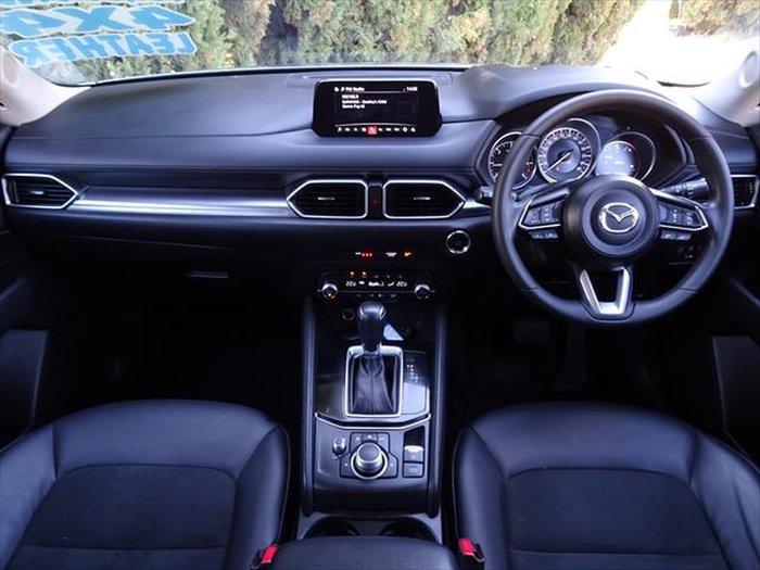 2019 Mazda CX-5 Touring KF Series AWD Silver