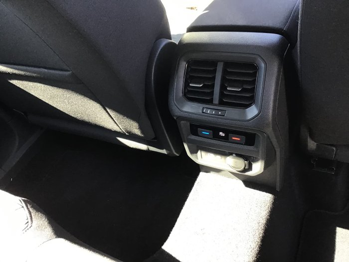 2021 Volkswagen Tiguan 132TSI Life 5N MY22 Four Wheel Drive Pure White