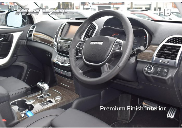 2021 Haval H9 Ultra MY19 Four Wheel Drive White