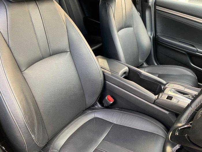 2017 Honda Civic VTi-LX 10th Gen MY17 Silver
