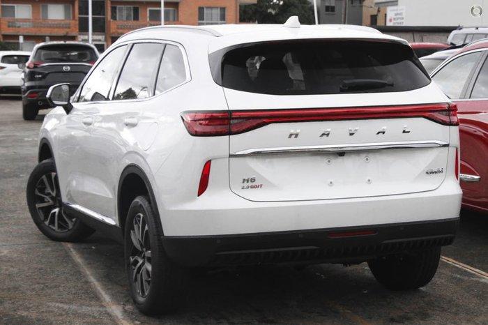 2021 Haval H6 Lux B01 White