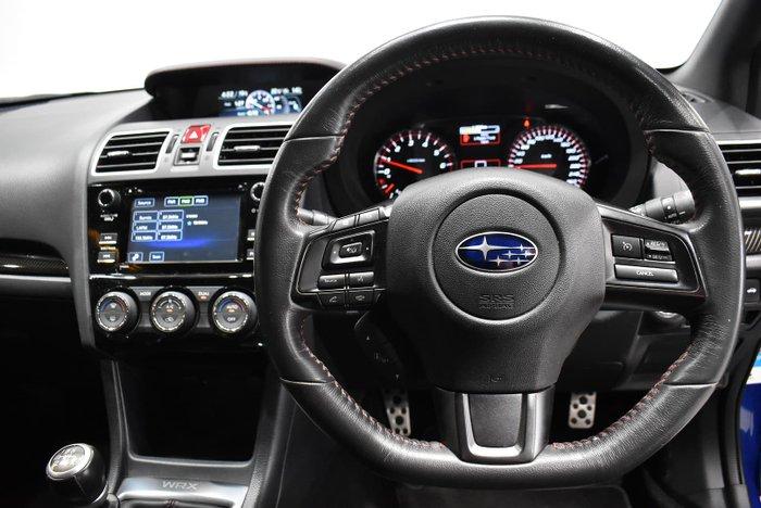 2018 Subaru WRX V1 MY18 AWD Blue