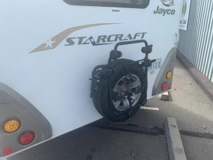 2015 JAYCO STARCRAFT 17.58-1.15SC WHITE