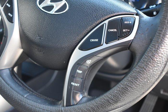 2012 Hyundai i30 Premium GD Hyper Silver