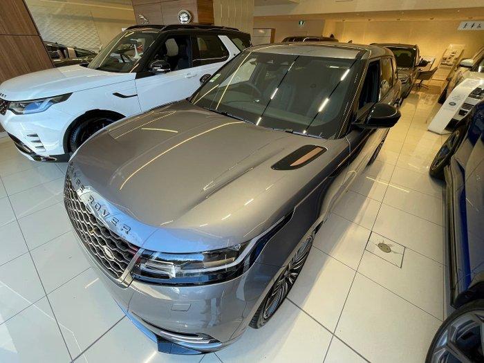 2021 Land Rover Range Rover Velar P400 R-Dynamic SE L560 MY21 AWD Eiger Grey
