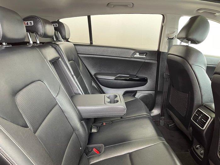 2015 Kia Sportage Platinum QL MY16 AWD Red