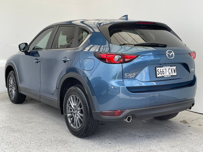 2021 Mazda CX-5 Maxx Sport KF Series AWD Blue