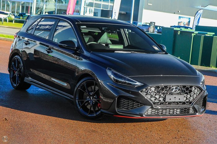 2021 Hyundai i30 N Premium PDe.V4 MY22 Grey