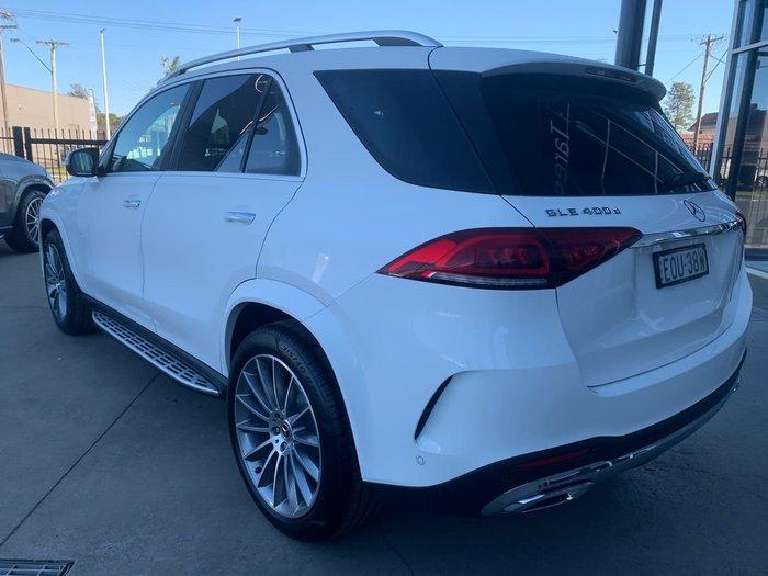 2021 Mercedes-Benz GLE-Class GLE400 d V167 Four Wheel Drive White