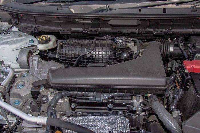 2014 Nissan X-TRAIL ST T32 White