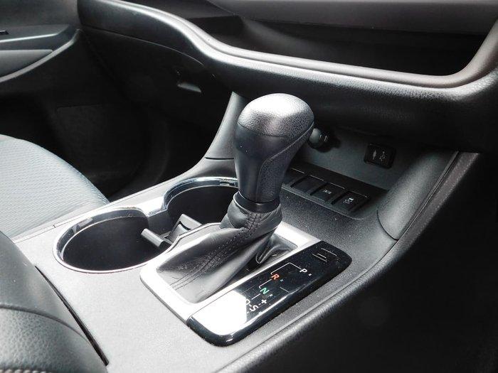 2015 Toyota Kluger GX GSU50R Grey