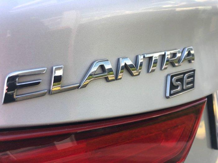 2014 Hyundai Elantra SE MD3 SLEEK SILVER