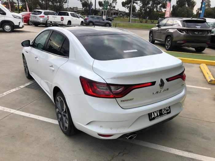 2018 Renault Megane Intens LFF WHITE