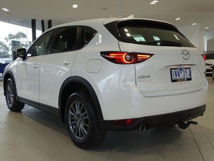 2018 Mazda CX-5 Maxx Sport KF Series White