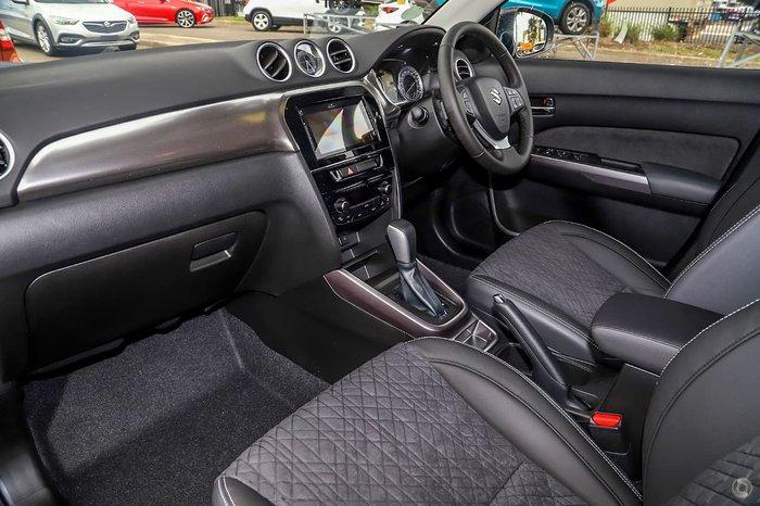 2021 Suzuki Vitara Turbo LY Series II Cosmic Black