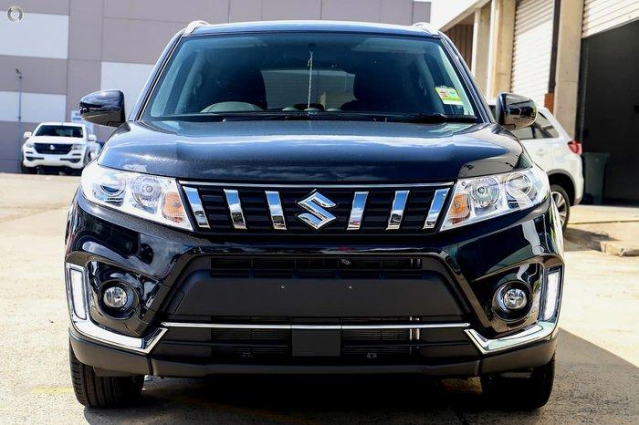 2021 Suzuki Vitara LY Series II Cosmic Black